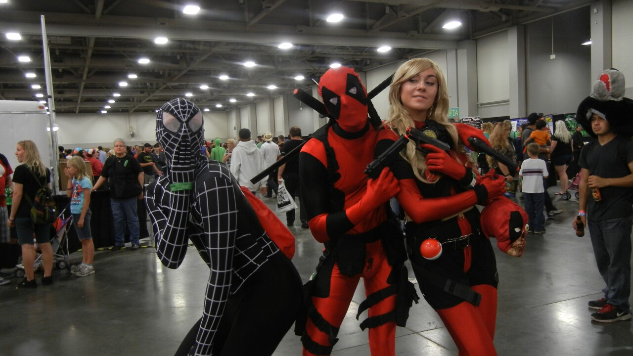 San Diego Comic-Con vs. Salt Lake Comic Con is finally going totrial