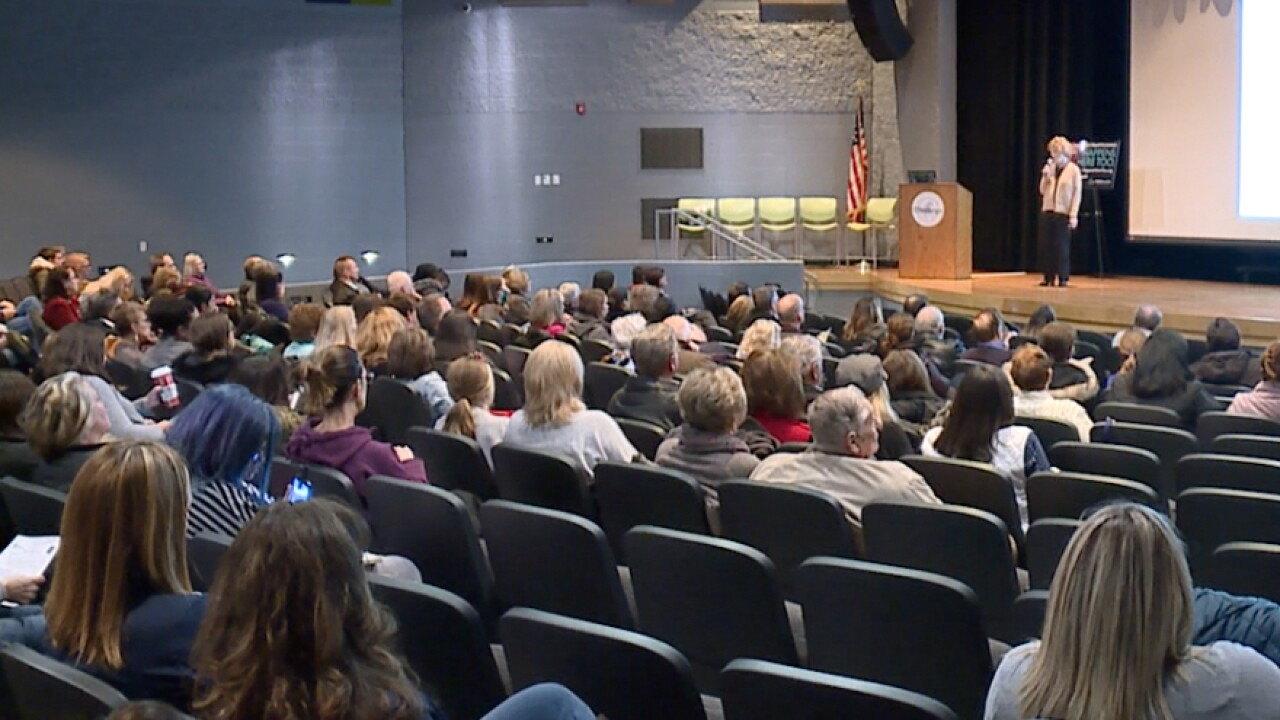 Strongsville human trafficking forum outlines the issue and prevention