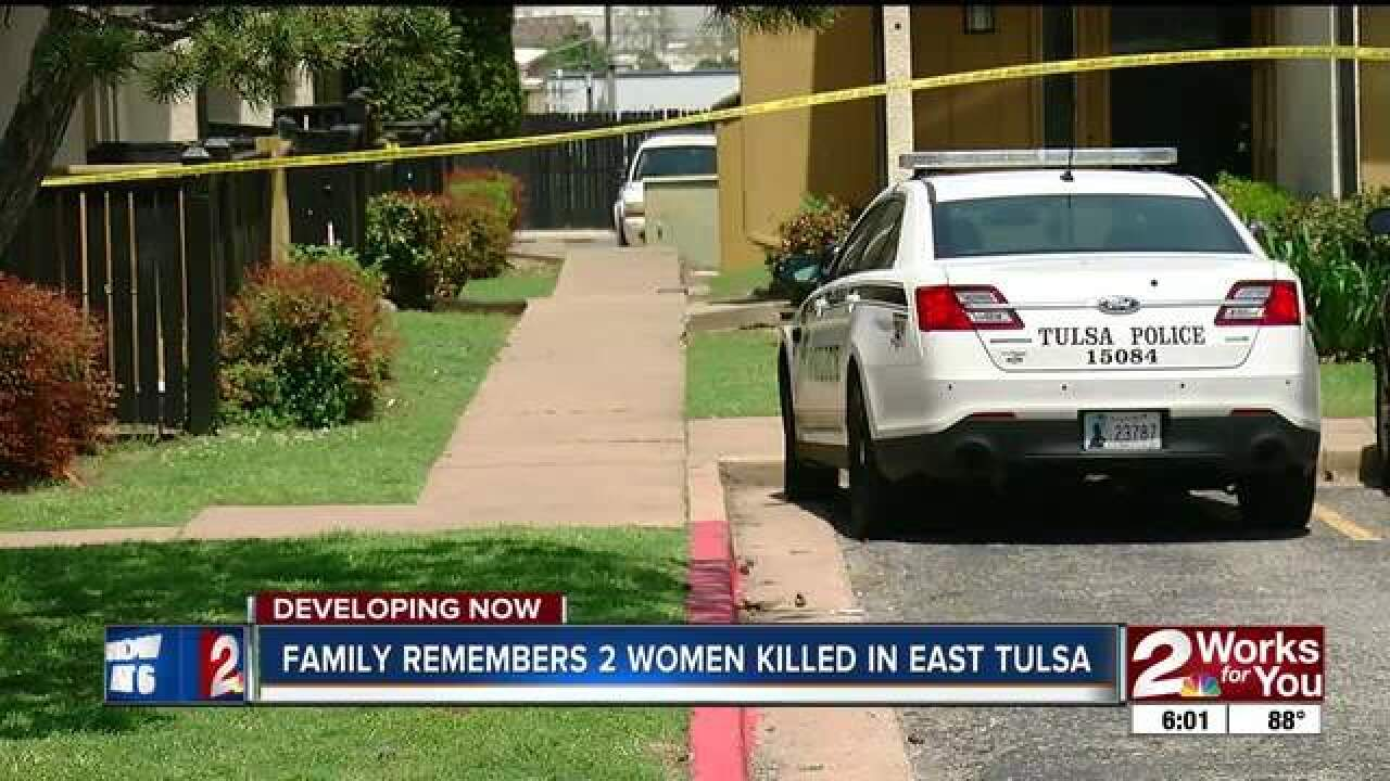 Victims in Tulsa apartment killing identified