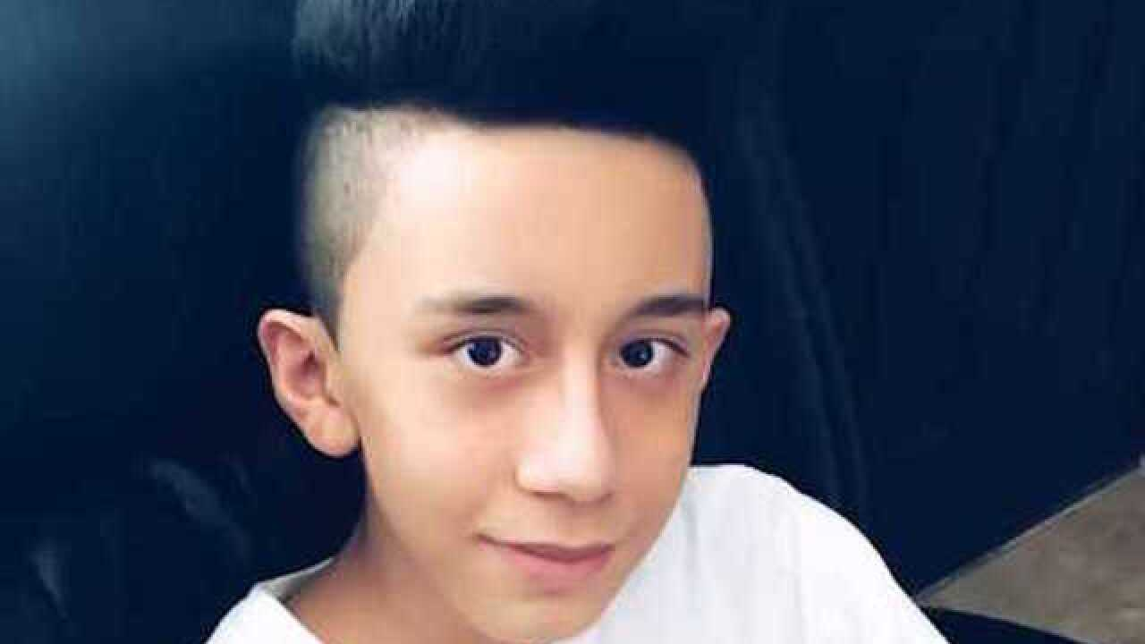 Family: LV boy committed suicide