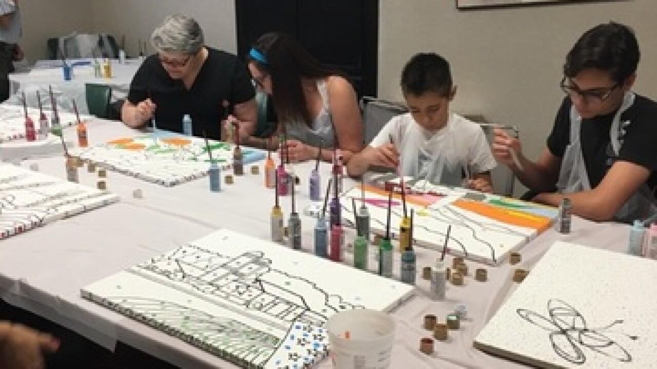 PaintFest America makes 3 Las Vegas stops