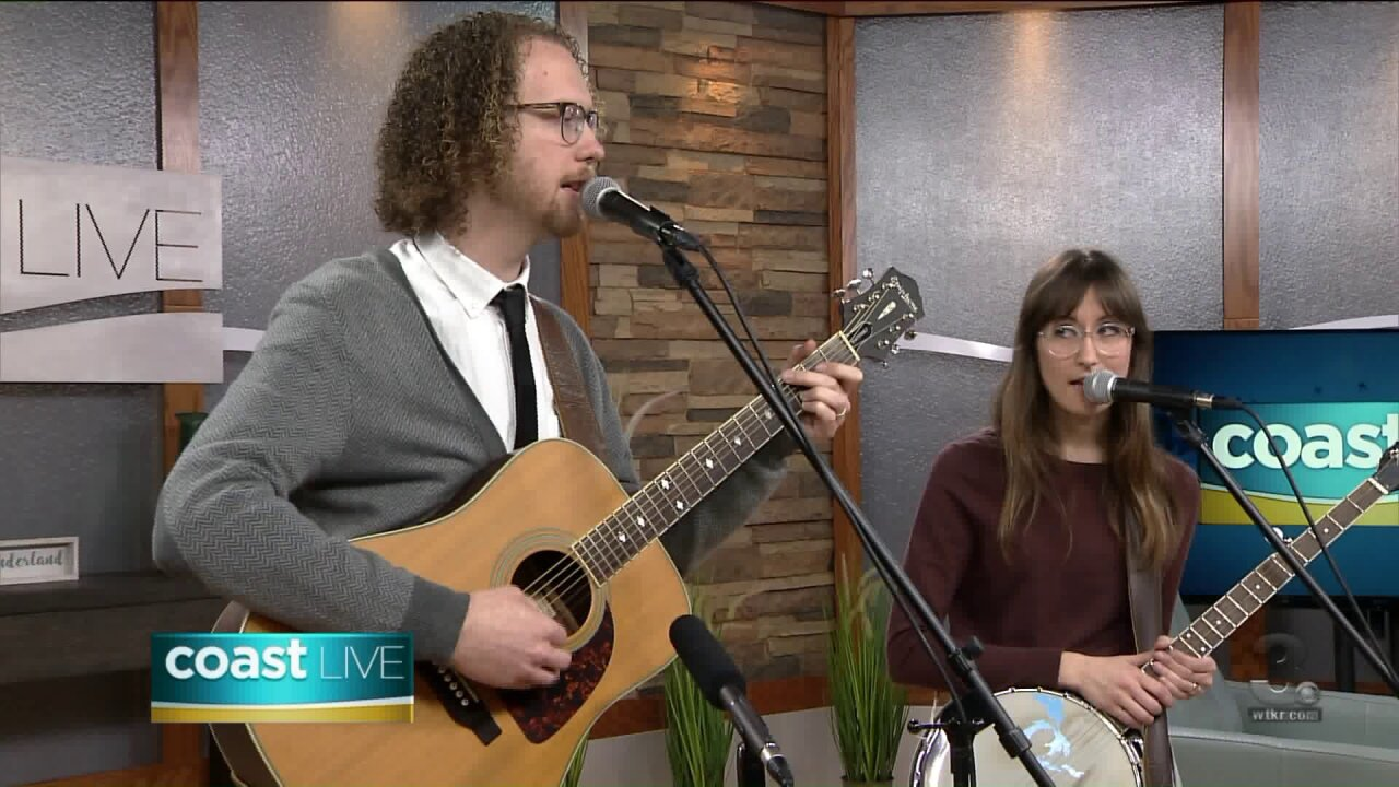 Local music spotlight with Gratiot Lake Road on Coast Live