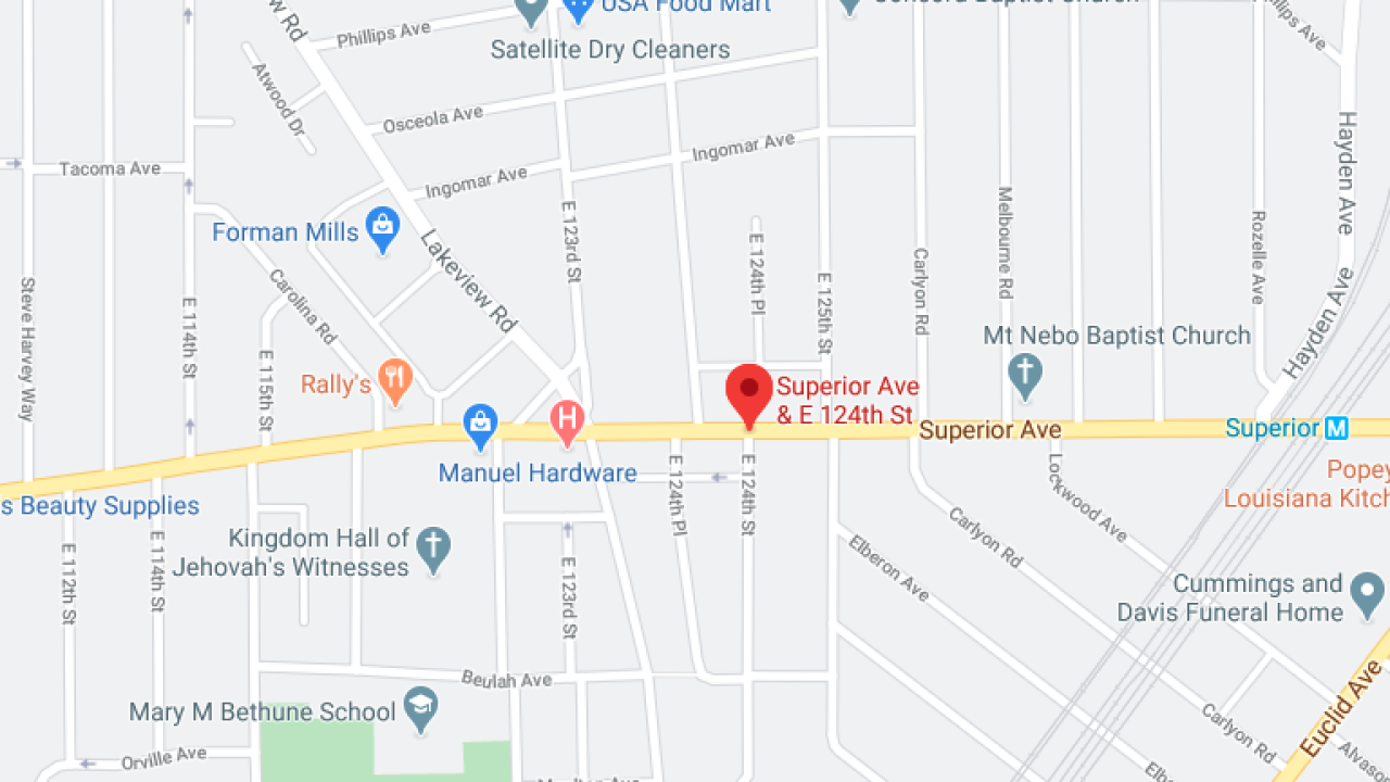 East 124th and Superior shooting.png
