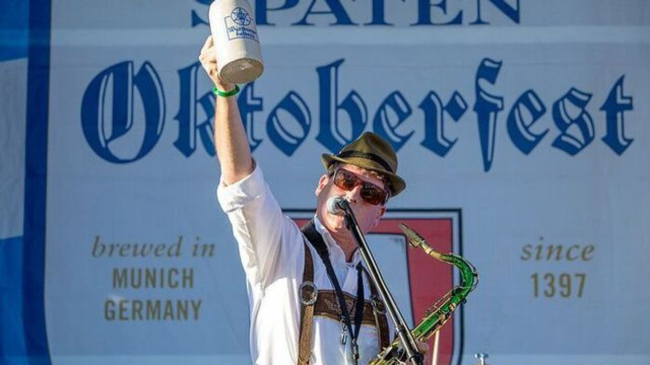 Bust out your lederhosen for these San Diego Oktoberfests