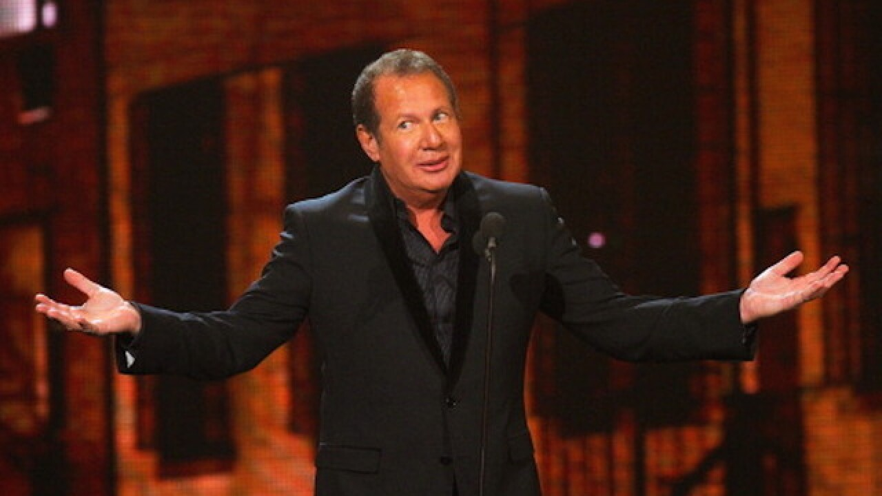 Comedians pay their respects to Garry Shandling