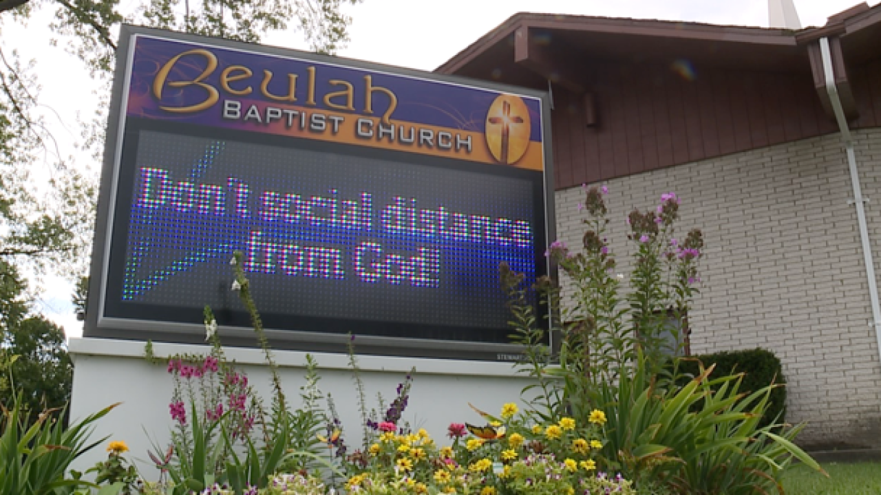Local church group turns to News 5 for help after big trip cancelled and problems with a refund.