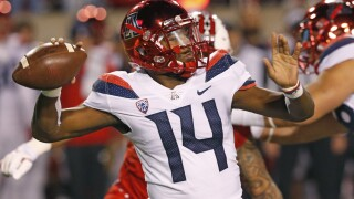 Star QB Khalil Tate to return to UA for senior season