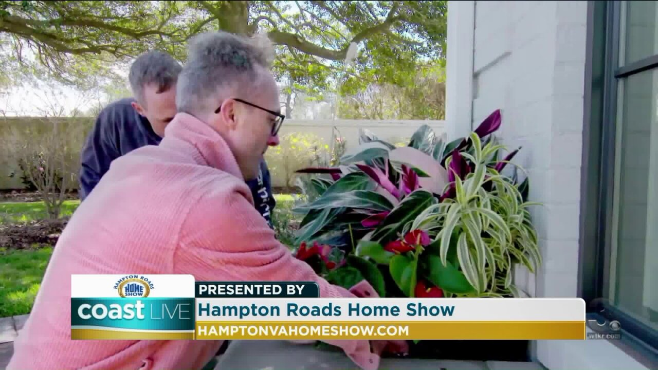 Outdoor living ideas from the Hampton Roads Home Show on Coast Live