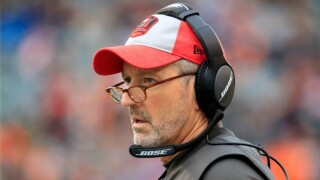 Dirk Koetter Tampa Bay Buccaneers October 28 2018