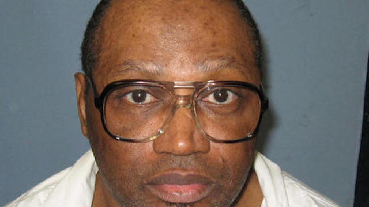 Alabama inmate's execution delayed