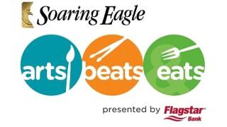 Arts Beats and Eats 2021 logo