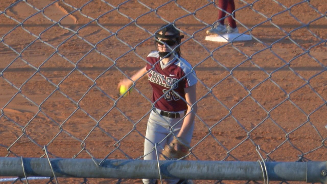 Chiles tops Franklin County on the softball diamond