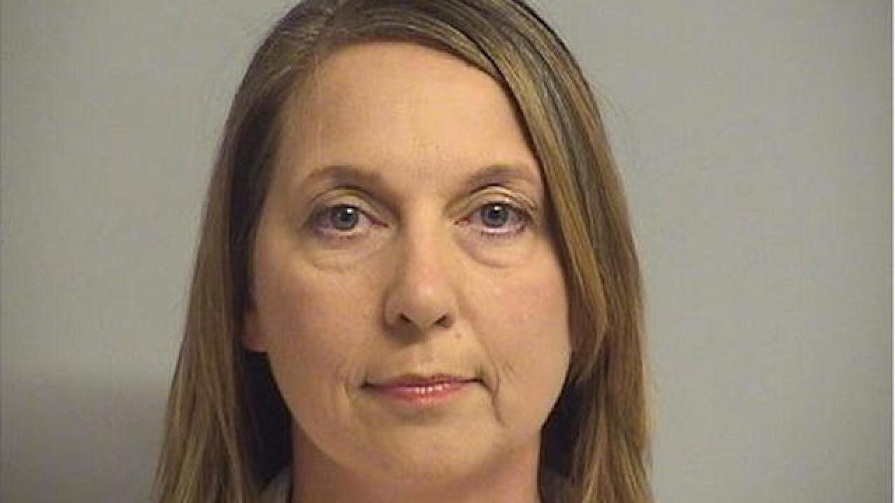 Oklahoma officer Betty Shelby surrenders to authorities, is released on bail