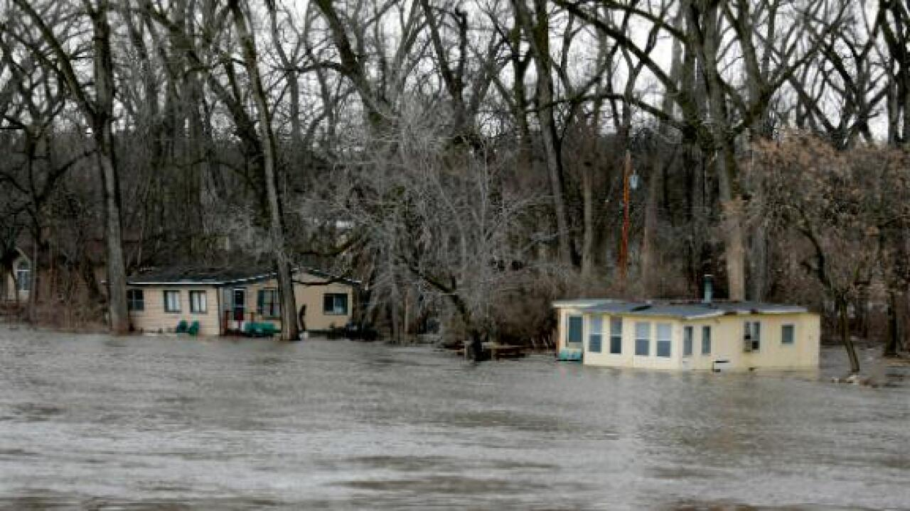 Millions under flash flood watch as severe weather expected for large swaths of Midwest