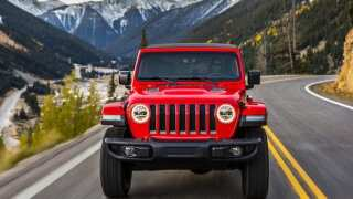 Government investigating welds on Jeep Wrangler frames