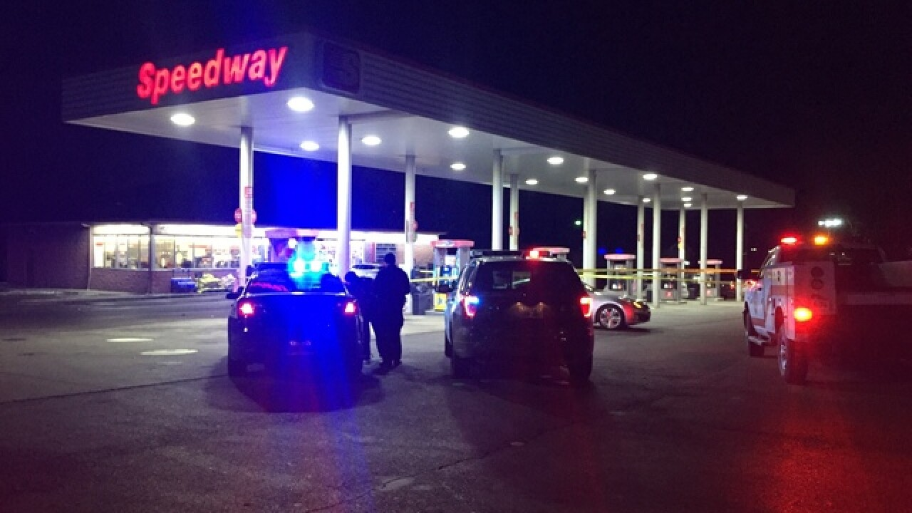 PD: Shooting victims fled to Mt Healthy Speedway