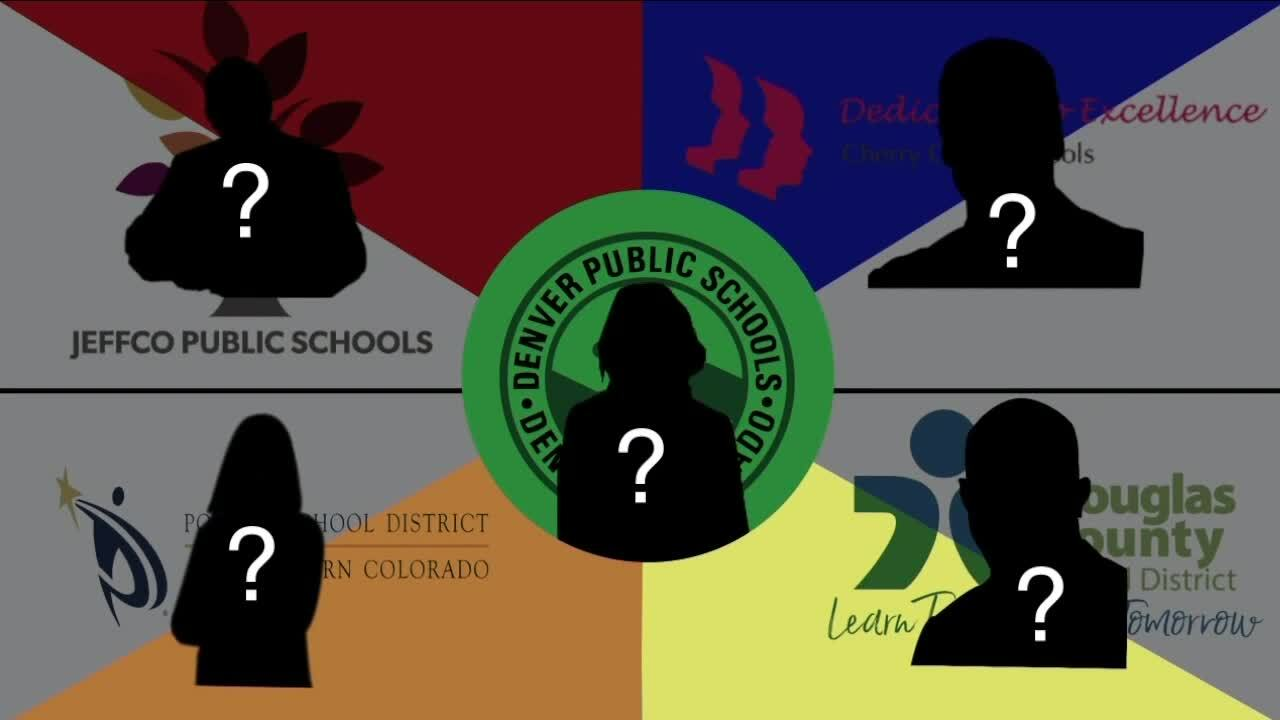 Five Colorado school districts are recruiting new leaders after a series of pandemic departures