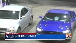 Crime Stoppers: First Date Ends In Car Theft