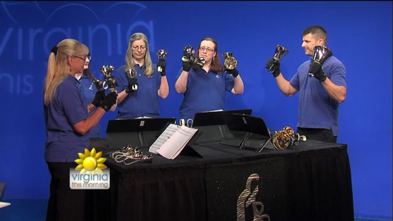 Richmond's premier handbell ensemble ring in someculture