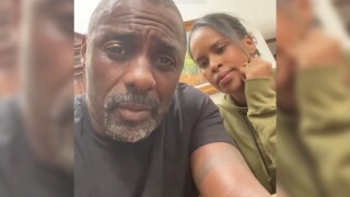 Actor Idris Elba says he has tested positive for COVID-19