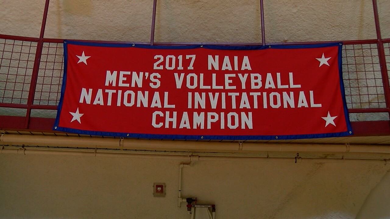 Park Men's Volleyball 6
