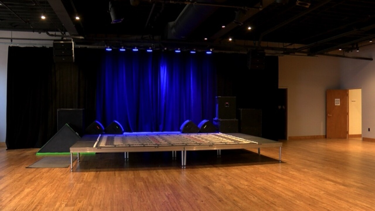 Show Room at the ZACC to host live show Friday