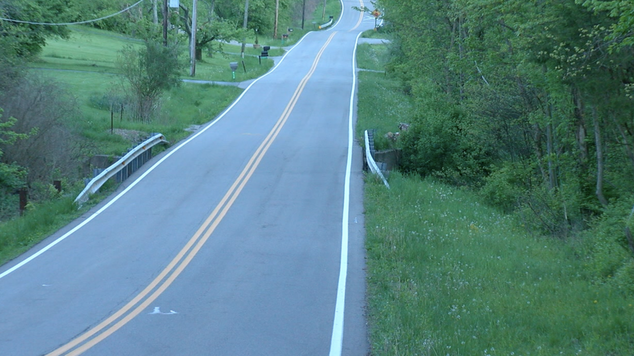 Bicyclist fatally struck by vehicle in Harlan Township