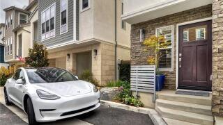 Costa Mesa condo owner throws in Tesla as buyer incentive
