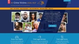 New site aims to connect crime victims to legal resources