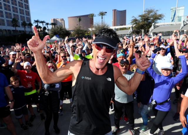 PHOTOS: Rock 'n' Roll Marathon in Las Vegas | 2018