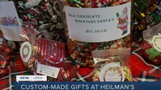 We're Open: Heilman's Nuts and Confections