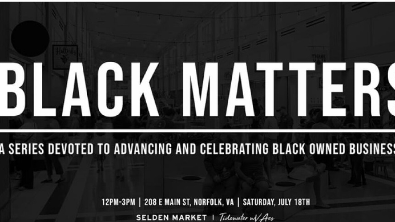Black Matters kicks off Saturday to help support Black-owned businesses