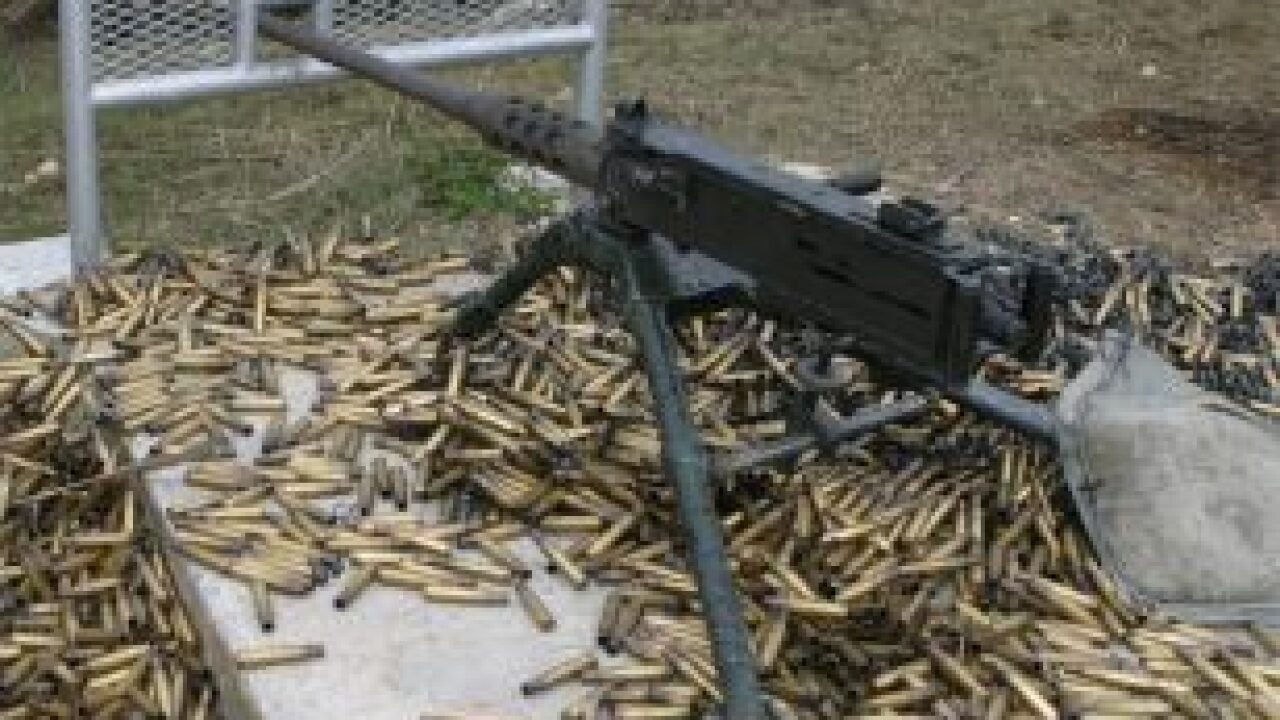 Report: Virginia leads the way in machine gun ownership