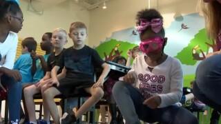 School Patrol: fall science camp