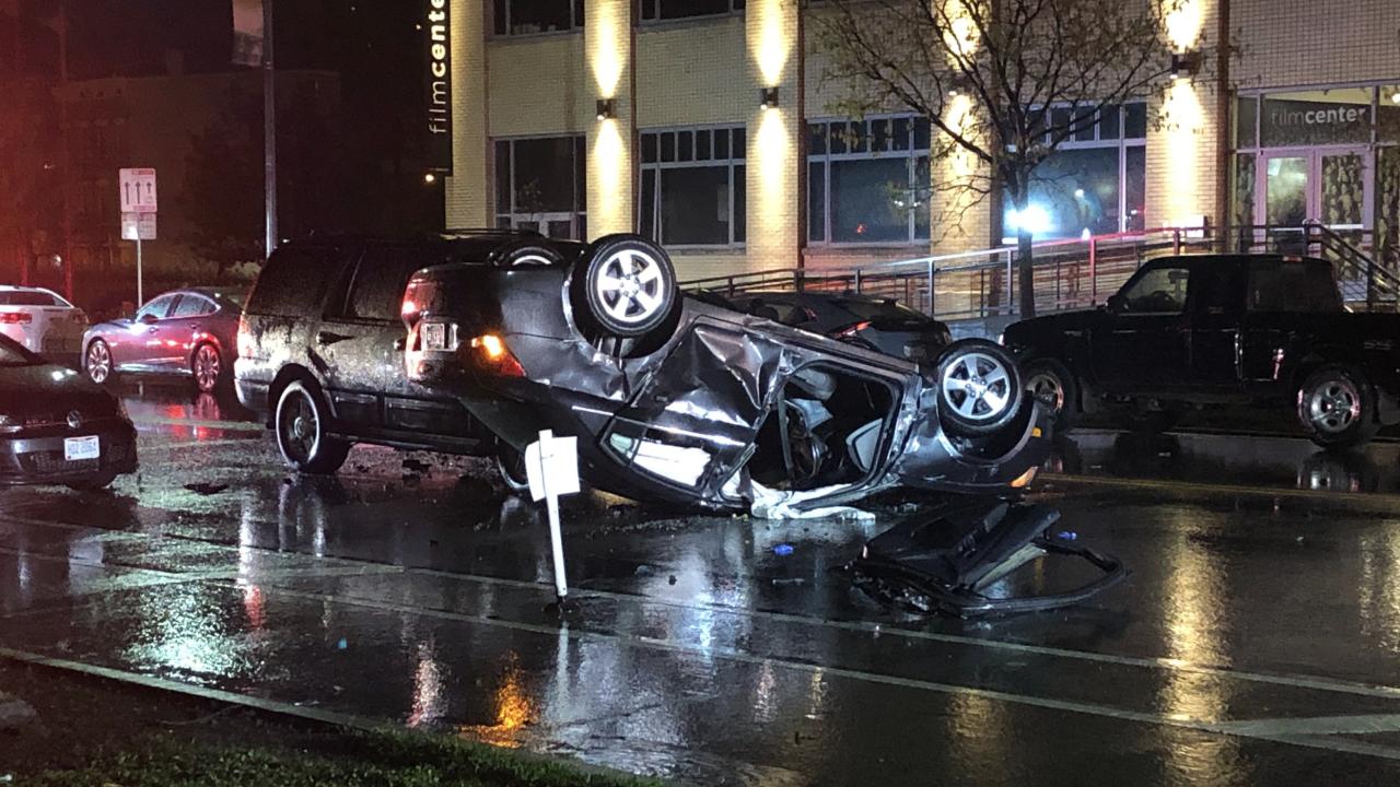 Good Samaritan injured in accident
