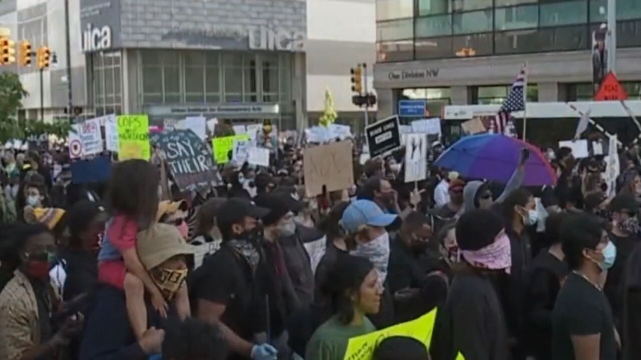 Black Lives Matter protest.JPG