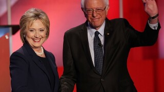 Hillary Clinton: 'Nobody wants to work with' Bernie Sanders, says campaign is 'all baloney'