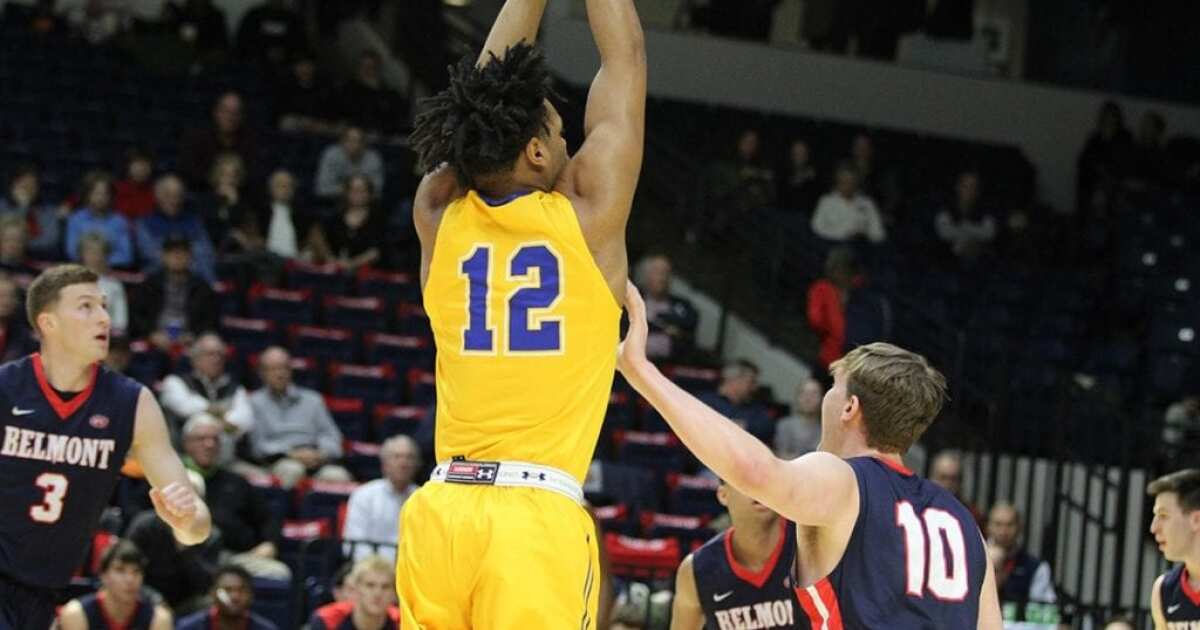 on sale 4f0bd 564f3 Morehead State Men's Basketball Drops Conference Tilt at Belmont