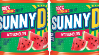 SunnyD Is Bringing Back 2 Old Flavors For A Limited Time