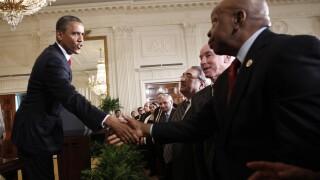 Former President Barack Obama, Clintons among speakers at funeral for Rep. Elijah Cummings