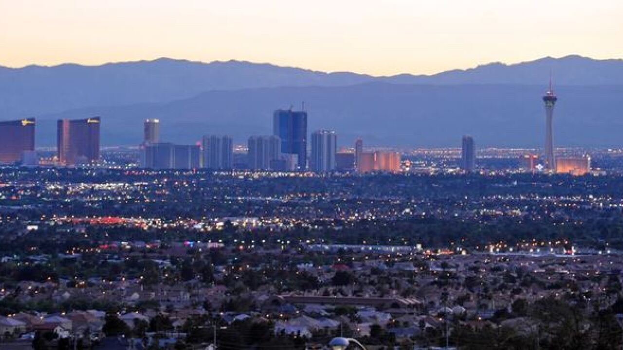 Las Vegans reveal feelings on paid parking, education, $15 per hour, prostitution and more