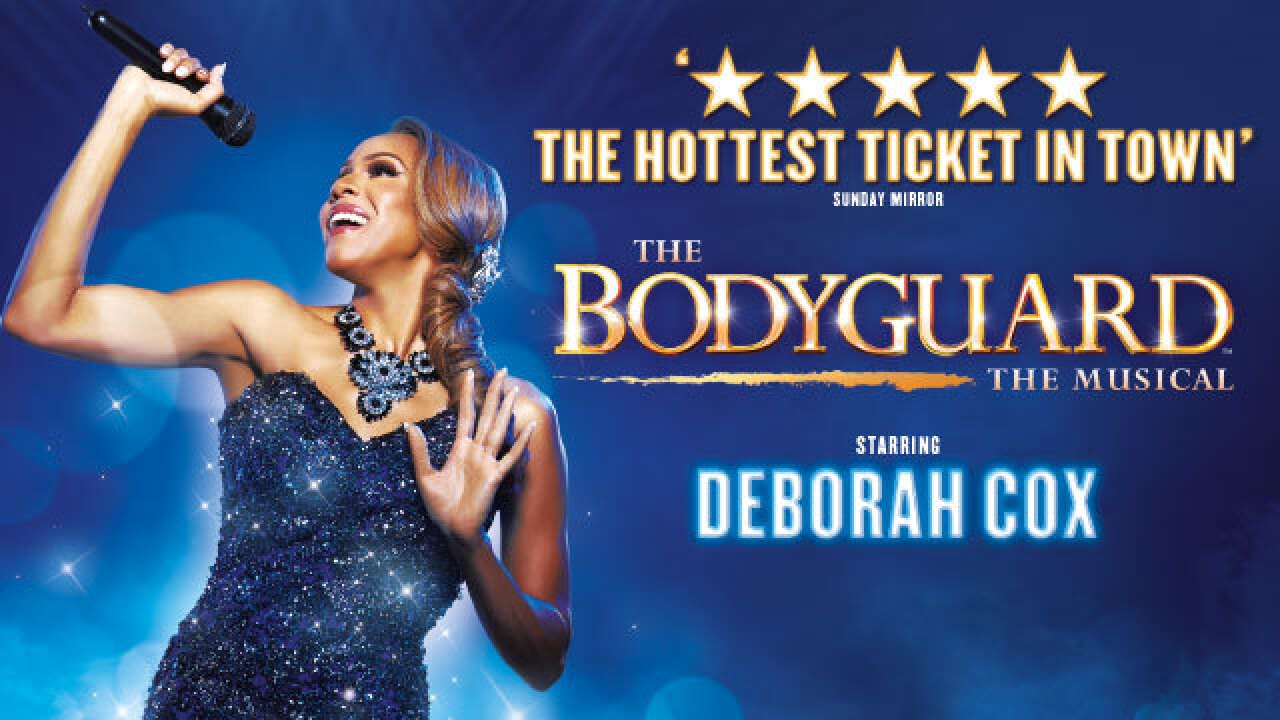 The Bodyguard performed at Wharton Center next week