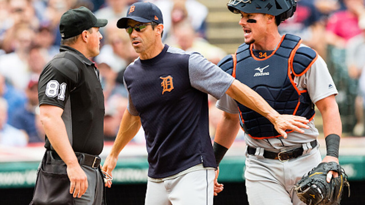 Detroit Tigers pitch that hit umpire being reviewed by MLB