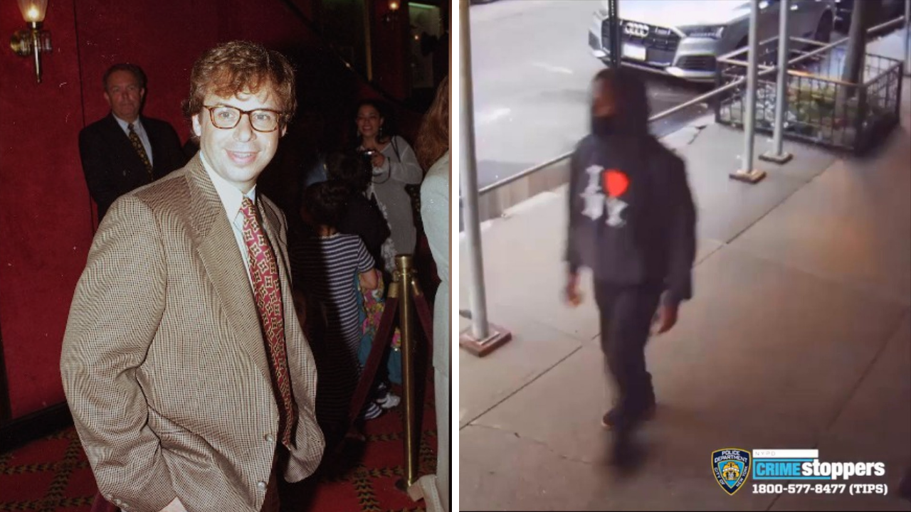 Arrest made in attack on Rick Moranis in Manhattan, police say