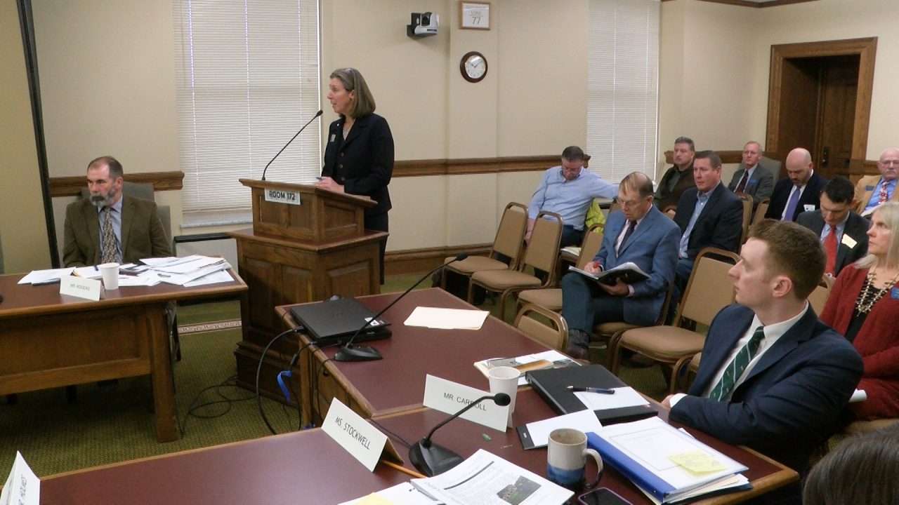 State leaders hear recommendations from national CWD experts