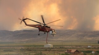 Idaho boosts 2016 wildfire protection budget