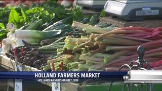 Holland Farmer's Market Summer SolsticeFestival