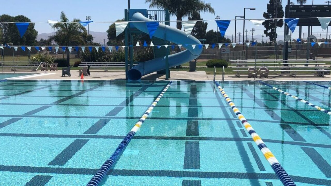 Currently, the Santa Barbara County Health Order would only allow very restrictive use of outdoor swimming pools