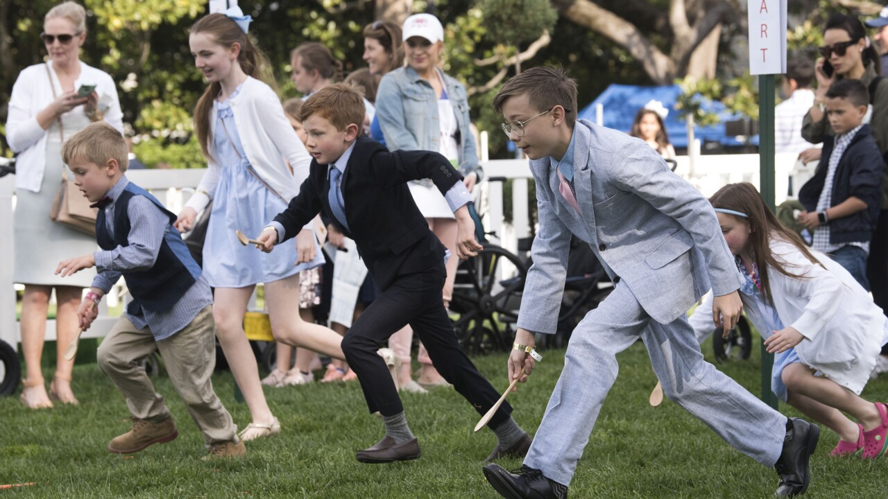 White House Easter Egg Roll canceled over COVID-19 concerns