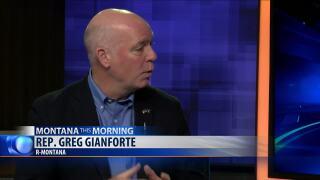 (VIDEO) Rep. Greg Gianforte appearing on Montana This Morning